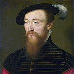 Part 2 National Gallery UK - French - Portrait of a Man (Paul, Sire d Andouins)