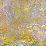 Water-Lilies, Claude Oscar Monet
