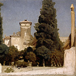 Part 2 National Gallery UK - Frederic, Lord Leighton - The Villa Malta, Rome