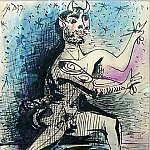 Pablo Picasso (1881-1973) Period of creation: 1931-1942 - 1937 Taureau