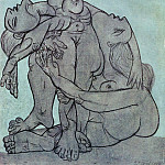 Pablo Picasso (1881-1973) Period of creation: 1931-1942 - 1936 Le sauvetage