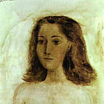 1941 Buste de femme, Pablo Picasso (1881-1973) Period of creation: 1931-1942