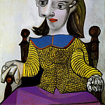 1939 Le chandail jaune , Pablo Picasso (1881-1973) Period of creation: 1931-1942