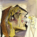 1937 La femme qui pleure 13, Pablo Picasso (1881-1973) Period of creation: 1931-1942