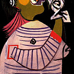 1937 La femme qui pleure 14, Pablo Picasso (1881-1973) Period of creation: 1931-1942
