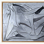 Pablo Picasso (1881-1973) Period of creation: 1931-1942 - 1932 Baigneuses au ballon