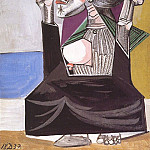 1937 Z La suppliante, Pablo Picasso (1881-1973) Period of creation: 1931-1942