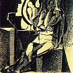 1931 Latelier du sculpteur, Pablo Picasso (1881-1973) Period of creation: 1931-1942