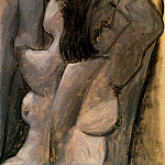 Pablo Picasso (1881-1973) Period of creation: 1931-1942 - 1941 Nu