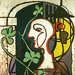 1931 La lampe, Pablo Picasso (1881-1973) Period of creation: 1931-1942