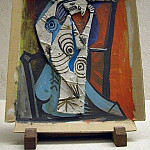 1940 Femme assise aux bras levВs 1, Pablo Picasso (1881-1973) Period of creation: 1931-1942