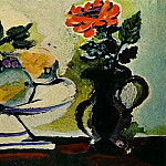 1936 Nature morte au compotier, Pablo Picasso (1881-1973) Period of creation: 1931-1942