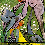 Pablo Picasso (1881-1973) Period of creation: 1931-1942 - 1932 Le sauvetage