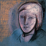 Pablo Picasso (1881-1973) Period of creation: 1931-1942 - 1936 Portrait de Marie-ThВrКse Walter