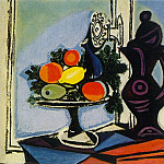 Pablo Picasso (1881-1973) Period of creation: 1931-1942 - 1937 Nature morte au pichet1