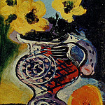 1939 Pichet aux fleurs, Pablo Picasso (1881-1973) Period of creation: 1931-1942
