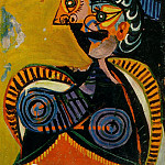 Pablo Picasso (1881-1973) Period of creation: 1931-1942 - 1937 LArlВsienne