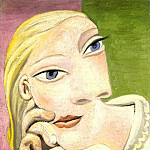 1939 Portrait de Marie-ThВrКse Walter, Pablo Picasso (1881-1973) Period of creation: 1931-1942