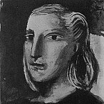 1939 Portrait de Marie-ThВrКse Walter 1, Pablo Picasso (1881-1973) Period of creation: 1931-1942