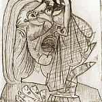 Pablo Picasso (1881-1973) Period of creation: 1931-1942 - 1937 La femme qui pleure I (III)