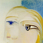 1939 TИte de femme , Pablo Picasso (1881-1973) Period of creation: 1931-1942