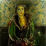 Pablo Picasso (1881-1973) Period of creation: 1931-1942 - 1937 Portrait de Dora Maar1