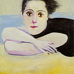 Pablo Picasso (1881-1973) Period of creation: 1931-1942 - 1936 Portrait de Dora Maar 1
