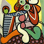 1931 Grande nature morte au guВridon, Pablo Picasso (1881-1973) Period of creation: 1931-1942