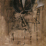 1938 Portrait de Dora Maar assise 2, Pablo Picasso (1881-1973) Period of creation: 1931-1942