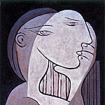 Pablo Picasso (1881-1973) Period of creation: 1931-1942 - 1932 Buste de femme