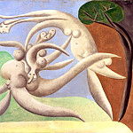 1934 Nus, Pablo Picasso (1881-1973) Period of creation: 1931-1942