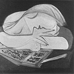 Pablo Picasso (1881-1973) Period of creation: 1931-1942 - 1935 Femme endormie