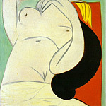 1932 Le sommeil, Pablo Picasso (1881-1973) Period of creation: 1931-1942