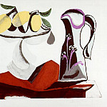 Pablo Picasso (1881-1973) Period of creation: 1931-1942 - 1936 Nature morte 1