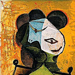1940 Buste de femme 2, Pablo Picasso (1881-1973) Period of creation: 1931-1942