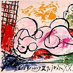 Pablo Picasso (1881-1973) Period of creation: 1931-1942 - 1933 Femme endormie