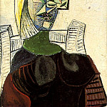 1939 Femme assise au chapeau 3, Pablo Picasso (1881-1973) Period of creation: 1931-1942