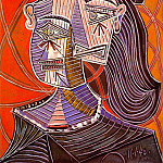 1940 Buste de femme 1, Pablo Picasso (1881-1973) Period of creation: 1931-1942