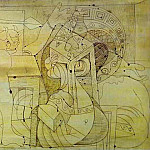 Pablo Picasso (1881-1973) Period of creation: 1931-1942 - 1934 Minotaure au javelot et femme otage