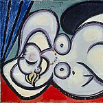 Pablo Picasso (1881-1973) Period of creation: 1931-1942 - 1932 Nu couchВ1