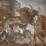 1935 La minotauromachie VIIb, Pablo Picasso (1881-1973) Period of creation: 1931-1942
