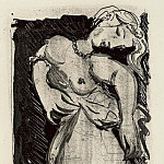 Pablo Picasso (1881-1973) Period of creation: 1931-1942 - 1936 La Puce