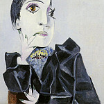 1936 Buste de Dora Maar 1, Pablo Picasso (1881-1973) Period of creation: 1931-1942