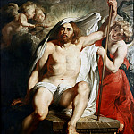Peter Paul Rubens -- Resurrected Christ Triumphant, Peter Paul Rubens