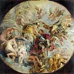 The Apotheosis of the Duke of Buckingham, Peter Paul Rubens
