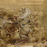 A Lion Hunt, Peter Paul Rubens