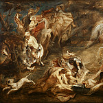 Conversion of Saint Paul -- , Peter Paul Rubens