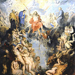 Peter Paul Rubens - The Last Judgement - 1617