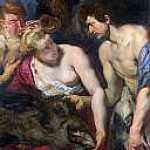 Atalanta and Meleager, Peter Paul Rubens