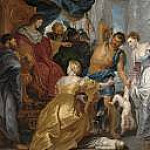 The Judgement of Solomon, Peter Paul Rubens